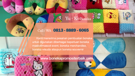 Boneka Promosi Suvenir, Harga Boneka Promosi Suvenir, Grosir Boneka Promosi Wedding di Jakarta, Boneka Murah di Jakarta, Toko Boneka Gift di Jakarta